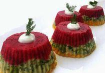 Pancarlı patates pastası
