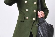 Militaire style