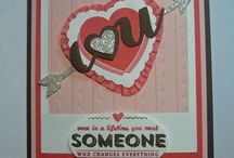 Valentine's Day / Ideas to celebrate Valentine's Day:  cards, home décor, recipes, party favors.