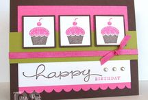 Cards Birthday / by Colleen Olmats