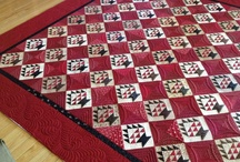 Quilts ~ Basket Candy / by Anna Quilting & Wool