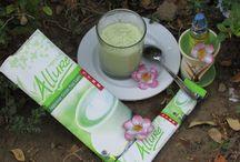 Esprecielo (Premium Taste Experience) / Japanese Green Tea Latte   Minuman Serbuk Teh Hijau Susu