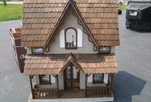 Aura's fairy dollhouse