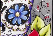 Sugar Skulls / Sugar Skull Artwork