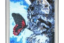 Cats Bead Embroidery Kits