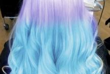 capelli con sfumature
