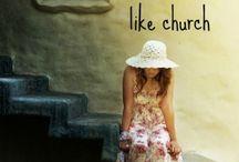 Confessions of a Pastor's wife / Encouragement for my heart