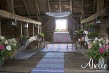 Wedding Decorating Ideas & Inspiration / by Abelle photographie