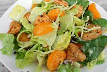 Tasty Main Dishes & Salads