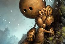 Robots / by Carrie Mcqueen