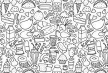 Vzory Doodle