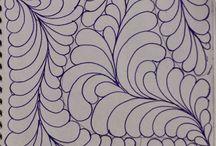 mooie schetsen quilten