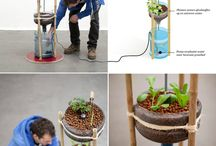 Personal Microgreen Hydroponic Setups / Ideas for home-grown hydroponic microgreens.