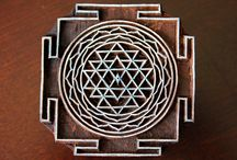 Spiritual Collection of Wood Block Stamps