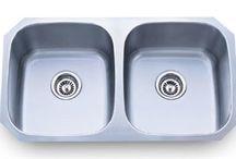 Stainless Kitchen Sinks / Stainless Kitchen Sinks