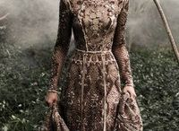 Платья с вышивкой / Dresses with embroidery #embroidery #dress #платья #вышивка