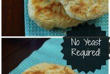 Gluten free food! / No gluten, no refined sugar, no yeast...