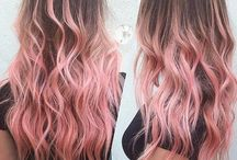 PINK OMBRE / Hair dye ideas