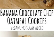 Quick and healthy cookie ideas