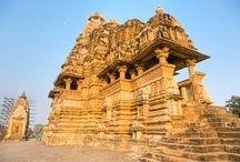 Visita a varanasi y khajuraho / Los dos ciudades son diferentes a los demás, la ciudad varanasi que es famoso por los rituales de los indios y khajuraho, visitar los más importantes templos eróticos .