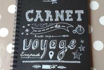 Carnet de voyage ✈️