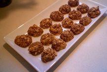 Skinny Cookies/Bars