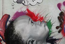 Street Art / Street art Collection