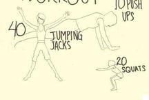 Motivace ke cvičení / health_fitness