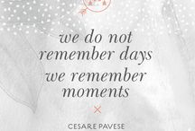 WEDDING  |  Words / Wedding Words and Quotes