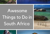 Travel: SOUTH AFRICA / Everything you need to know about travel in South Africa. Sample itineraries, tips and tricks, what to know before you go, and so much more.