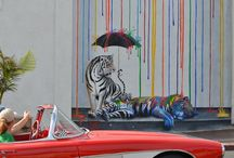 mural inspirations / by Heather