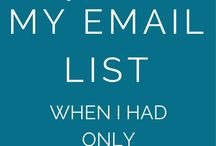 Grow Your Email List!