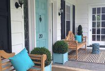 The Porch / by Jill Singleton