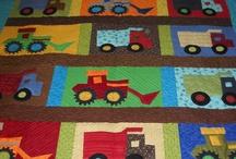 Patchwork - deky pro děti