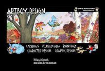 Artboy Design Presentation