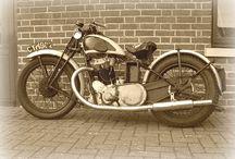 CALTHORPE Motorcycle