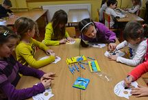 2016 lekcje edukacyjne dla Dzieci świetlicowych z Zespołu Szkolno -Przedszkolnego nr 1 w Rzeszowie / 27 stycznia odbyły się zajęcia dla Dzieci świetlicowych z Zespołu Szkolno -Przedszkolnego nr 1 w Rzeszowie. Podczas zajęć razem z dziećmi rozmawialiśmy o opiece nad naszymi pupilami, szczególnie kotami. Poznaliśmy koci świat, kocie zmysły i kocie zachowania. Dyskutowaliśmy także o bezdomności zwierząt, jej przyczynach i zapobieganiu.