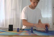 Dice-Style Mini Stacking