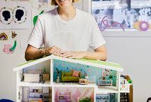 Lundby / I used to have one as a child, and I would not mind getting one now!  (I used to have many toy cars, books and a Barbie who was a dentist in addition, in case somebody is worried about me spending my childhood on playing only with Lundby ;) )