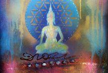 BuddhArt / Ideakeruuta tauluun/tauluihin.