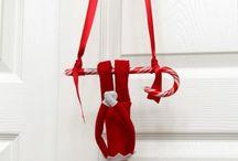 Elf on Shelf / by Sara Bock