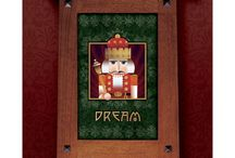 Nutcracker Doll & Craft Creations / I've always loved nutcrackers and finally bought some really big ones on sale a few years ago.  They come out every Christmas.  I hope you like some of the wonderful nutcrackers I've found.