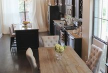 DINING ROOM / by McKenna Hart
