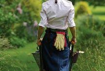 фермерская фотосессия