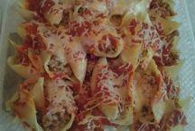 Recipes / by Danielle Feller