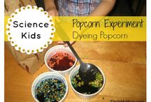 Science for Kids / Science Activities for Kids!  Hands on simple science activities and experiments for preschoolers.   / by Where Imagination Grows