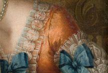 детали одежды в живописи