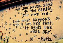 quotes / by Liz Podewils