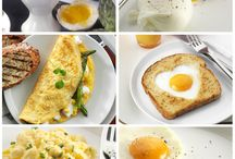 Egg Recipes / For the love of eggs!