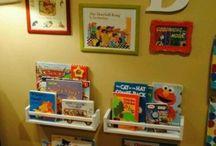 Grand-kids room